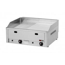 Płyta grillowa chromowana gazowa 660 x 580 x 220mm 8kW FTHRC-60 G z kategorii grille