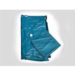 Materac do łóżka wodnego, Mono, 140x200x20cm, mocne tłumienie - sprawdź w Beliani