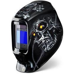 Automatyczna maska spawalnicza hełm spawalniczy metalator, marki Stamos germany