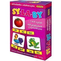 Adamigo Sylaby układanka edukacyjna