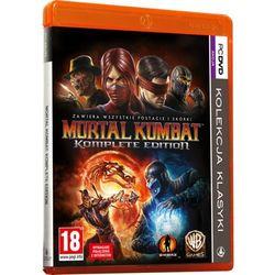 Gra Mortal Kombat Komplete z kategorii: gry PC