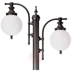 K. s. verlichting Atrakcyjna latarnia madeira 2-pkt., antracyt