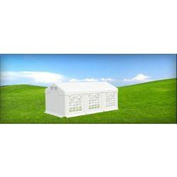 Namiot 4x6x2, Solidny Namiot imprezowy, SUMMER/SD 24m2 - 4m x 6m x 2m