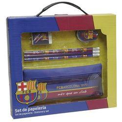 FC Barcelona, zestaw piśmienniczy, 6 elementów od Smyk