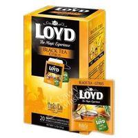 Herbata Loyd Tea Citrus 20x1,7g (5900396017857)