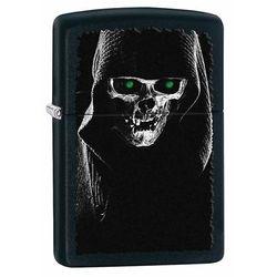 Zapalniczka ZIPPO Death Black matte (Z28436) - produkt z kategorii- Pozostały camping i survival