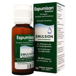 Espumisan krop.doustne 0,04 g/ml 30 ml (butelka) - oferta [05ef5f6a570372d4]