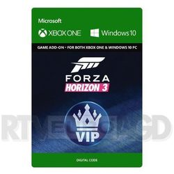 Forza horizon 3 - vip dlc [kod aktywacyjny], marki Microsoft