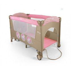 Milly-mally Kojec łóżeczko mirage 2014 pink toys #b1 (5901761121247)