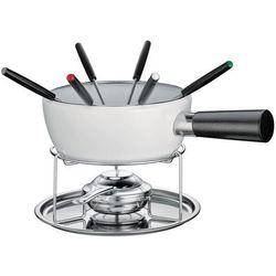 Zestaw do fondue serowego dla 6 os. z rączką, białe marki Küchenprofi