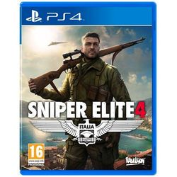 Sniper Elite 4, gra na konsolę PlayStation4