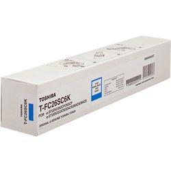 toner cyan t-fc26sc6k, tfc26sc6k, 6b000000557, marki Toshiba