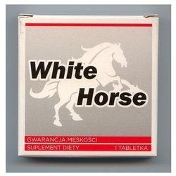 White horse Zestaw  3x 1 tabl. silna potencja przez 48h, kategoria: potencja - erekcja