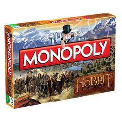 Gra Monopoly z filmu Hobbit - wersja angielska (WIMO019385) - produkt z kategorii- Gry planszowe