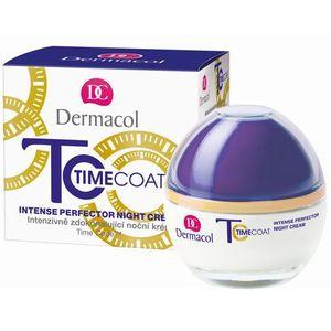 Dermacol Intensywnie odwracaniem Krem na czas Coat (Perfektor Intensywne Krem na noc) 50 ml