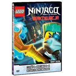 Lego Ninjago: Reaktywacja. Pakiet (2DVD) - sprawdź w wybranym sklepie