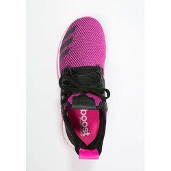 adidas Performance PUREBOOST ZG Obuwie do biegania treningowe core black/shock pink - produkt z kategorii- obu