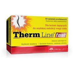 OLIMP Therm Line Fast 60tab - produkt z kategorii- Redukcja tkanki tłuszczowej