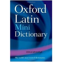 Oxford Latin Mini Dictionary (640 str.)