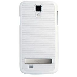 ETUI Bugatti ClipOnCover Samsung Galaxy S4 Biały - Biały - produkt z kategorii- Futerały i pokrowce do tele