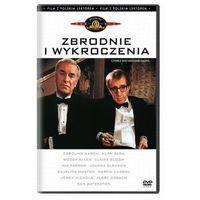 Zbrodnie i wykroczenia (DVD) - Woody Allen