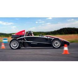 Jazda KTM XBOW i Ariel Atom - Radom- kierowca - III wariant ()