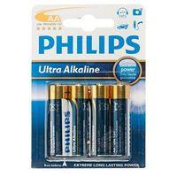 Bateria  lr6e4b/10 ultra alakline (4szt.)- towar zamówiony do 17:00 wyślemy jeszcze dzisiaj!!!, marki Philip