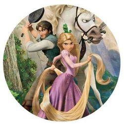 Modew Dekoracyjny opłatek tortowy princess - księżniczki - 20 cm - 9