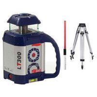 Niwelator laserowy Agatec LT300 - ZESTAW NIWELACYJNY