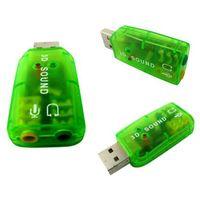 KARTA DŹWIĘKOWA NA USB 5,1