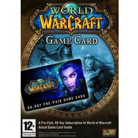 CD Projekt World of Warcraft Pre-Paid Card 60 dni z kategorii Kody i karty pre-paid