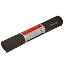 Uniwersalna mata ochronna  120 x 80 x 0,6 cm - kolor czarny wyprodukowany przez Insportline