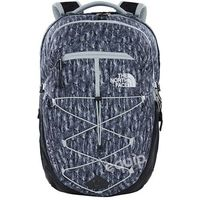 Plecak  w borealis - dapple grey heather/tropical coral marki The north face