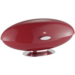 Wesco Kosmiczny pojemnik na pieczywo bordowy space master (221201-58) (4004519074527)