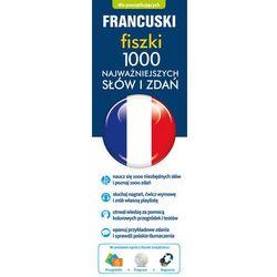 Francuski fiszki 1000 najważniejszych słów i zdań + CD-ROM - z kategorii- pozostałe artykuły szkolne i plastyczne