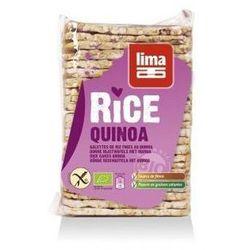 LIMA Cienkie chlebki ryżowe z quinoa 130g (pieczywo)