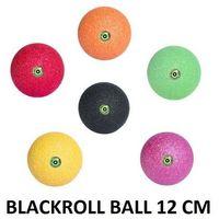 balls 12cm kolorowe pomarańczowy od producenta Blackroll