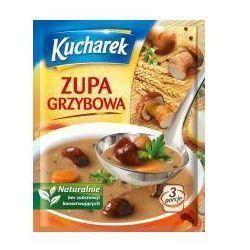 Zupa błyskawiczna grzybowa 60 g Kucharek - produkt z kategorii- Dania gotowe