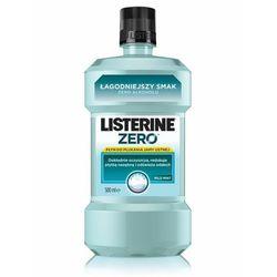 Listerine Zero Płyn do płukania jamy ustnej 500 ml z kategorii Płyny do jamy ustnej