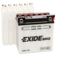 Akumulator motocyklowy Exide 12N9-3B 9Ah 85A