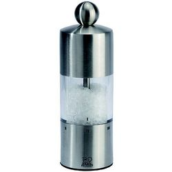 Młynek do soli z akrylu, przeźroczysty 150 mm | PEUGEOT, Commercy