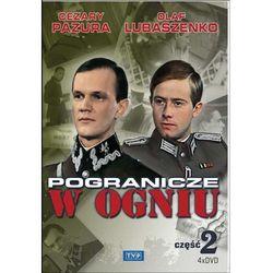 Pogranicze w ogniu - część 2 (4 DVD) - Juliusz Janczur, Andrzej Konic - produkt z kategorii- Seriale, telen