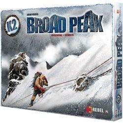 Rebel, K2: Broad Peak, gra towarzyska - produkt z kategorii- Gry planszowe
