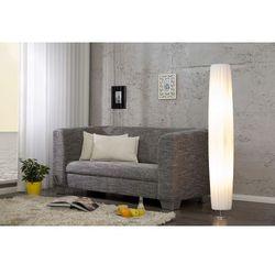 space:: lampa podłogowa lobbe round 120 cm - podłogowa 120cm owalna marki Interior