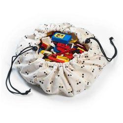 Play&go Mini worek na zabawki play & go - cherry p&g_minicherry