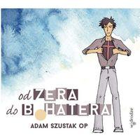 Od zera do bohatera komiks+CD - Dostępne od: 2014-11-21 (opr. kartonowa)