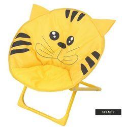 SELSEY Krzesełko składane Small Cat