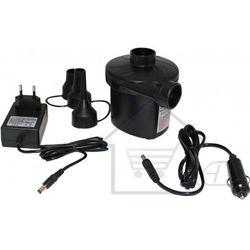 Pompa elektryczna do pompowania materaców piłek pontonów 220 V pompka dmuchawa