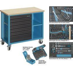 mobilny stół warsztatowy z wyposażeniem 177w-7/169 hazet 177w-7/169 marki Hazet