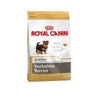 mini yorkshire junior 2x7,5kg mega-pak marki Royal canin